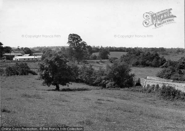 Photo of Winsham, Axewater c.1955