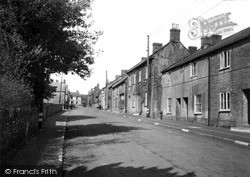 Winsham, Church Street c.1950