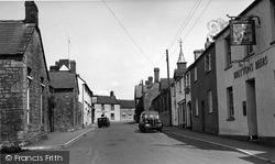 Winsham, Church Street c.1955