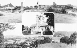 Winsham, Composite c.1955