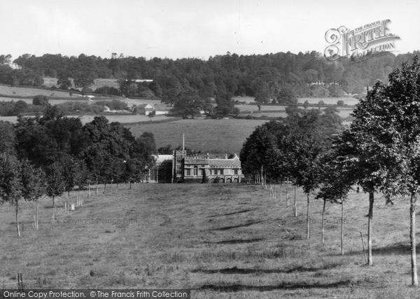 Photo of Winsham, Forde Abbey c.1955