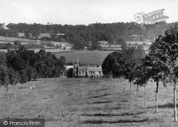 Winsham, Forde Abbey c.1955