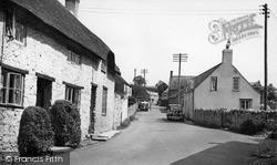Winsham, Fore Street c.1955