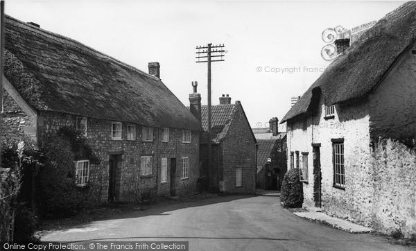 Photo of Winsham, Fore Street c.1955