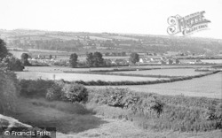 Winsham, General View c.1955