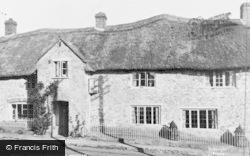 Winsham, Stuckey Farm Hotel c.1955