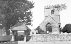 Winsham, The Church c.1955