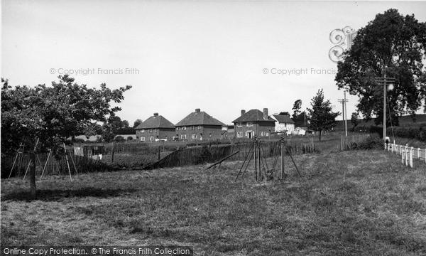 Photo of Winsham, The Recreation Ground c.1955