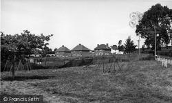 Winsham, The Recreation Ground c.1955