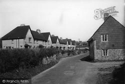 Winsham, West Street c.1950