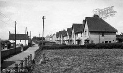 Winsham, West Street c.1955