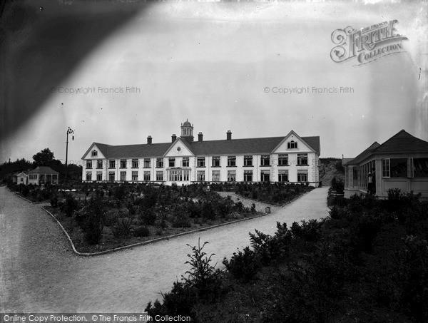 Photo of Winsley, Chest Hospital c.1900