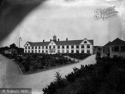 Winsley, Chest Hospital c.1900