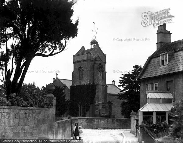 Photo of Winsley, Church Of St Nicholas c.1900