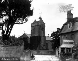 Church Of St Nicholas c.1900, Winsley