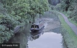 Kennet And Avon Canal c.2005, Winsley