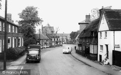 Horn Street c.1960, Winslow