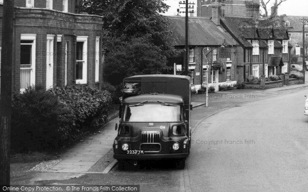 Photo of Winslow, Lorry c.1960