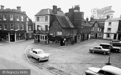 Market Square c.1960, Winslow