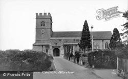 St Laurence Church c.1960, Winslow