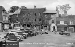 The Square, East View c.1955, Winslow