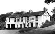 Winster, Brown Horse Inn c1960