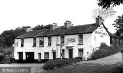 Winster, Brown Horse Inn c.1960
