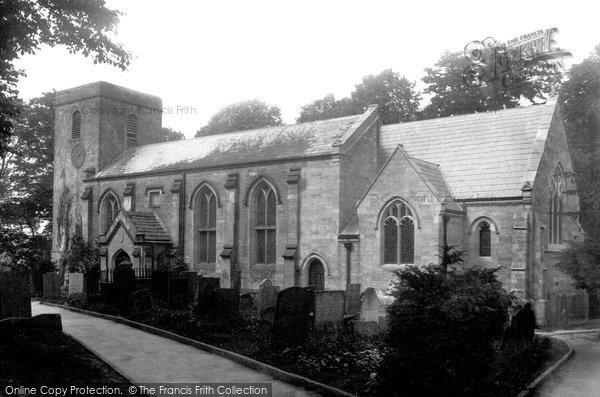 Photo of Winster, Church Of St John The Baptist 1886