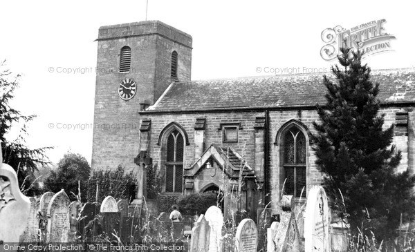 Photo of Winster, Church Of St John The Baptist c.1955