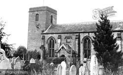 Winster, Church Of St John The Baptist c.1955