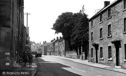 Main Street c.1955, Winster