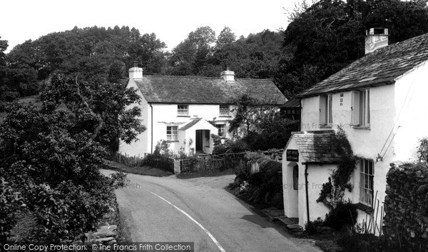Photo of Winster, The Post Office c.1960
