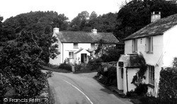 The Post Office c.1960, Winster