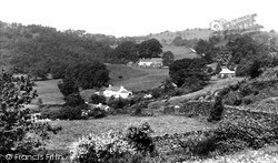 Winster, The Valley c.1960