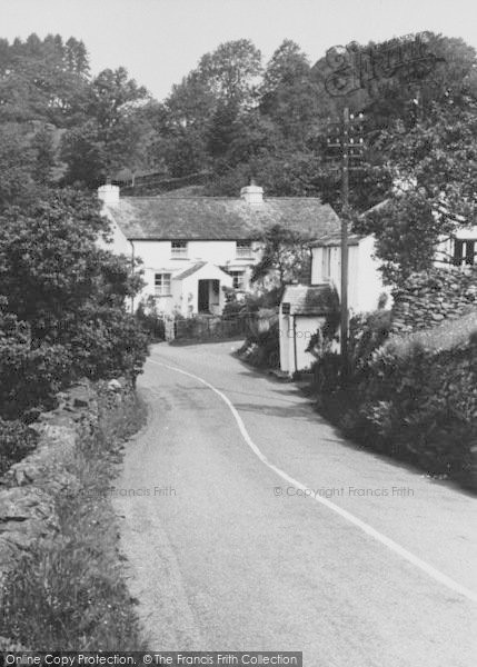 Photo of Winster, The Village c.1960