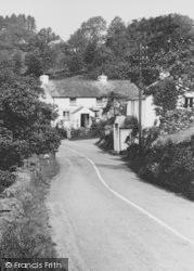 Winster, The Village c.1960