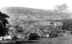 Winster, View From Rocks c.1960