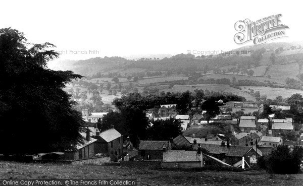 Photo of Winster, View From The Rocks c.1955