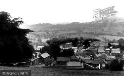 Winster, View From The Rocks c.1955