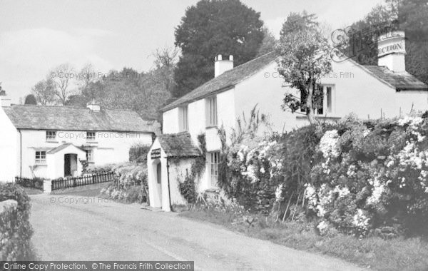 Photo of Winster, Village Post Office c.1955