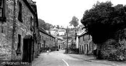 Winster, West Bank c.1955