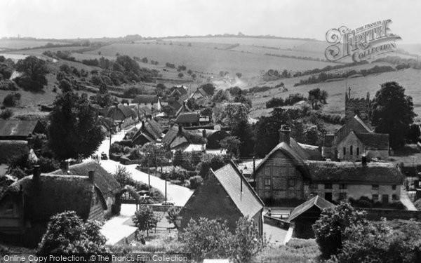 Photo of Winterborne Stickland, c.1930