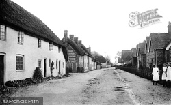 Winterborne Stickland, North Street c.1900