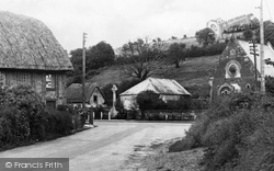 Winterborne Stickland, The Memorial c.1955
