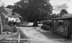 Winterborne Stickland, The Post Office 1955
