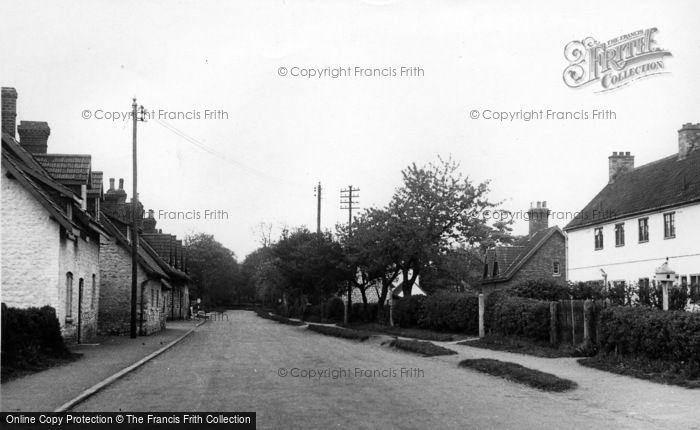 Photo of Winteringham, The Village c.1955