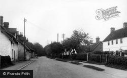 Winteringham, The Village c.1955, Wintringham