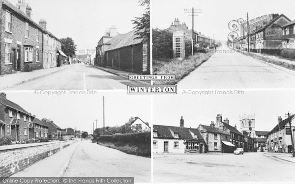 Photo of Winterton, Composite c.1960