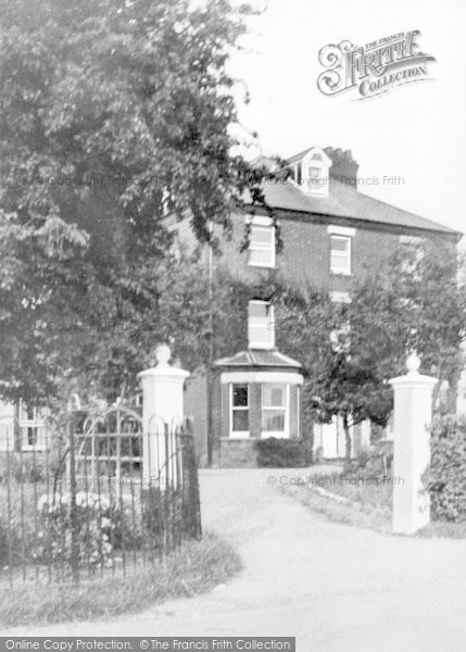 Photo of Winterton On Sea, Bulmer Guest House c.1955