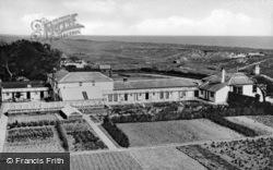 Winterton-on-Sea, Chalet Hotel c.1950